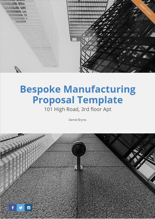 job shop estimate and proposal software